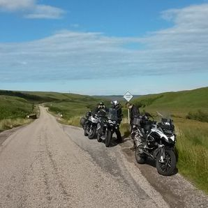 motorcycle tours scotland