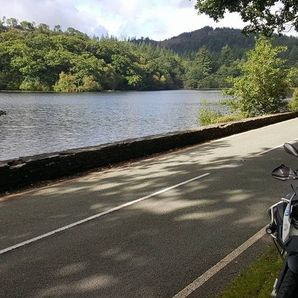 motorcycle tours Uk Wales