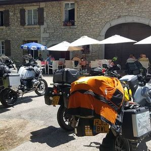 motorcycle tours Europe France