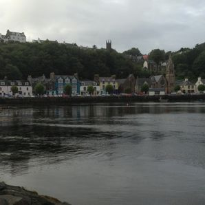 Motorcycle tours Scotland Tobermory