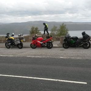 motorcycle tours Scotland great scenery