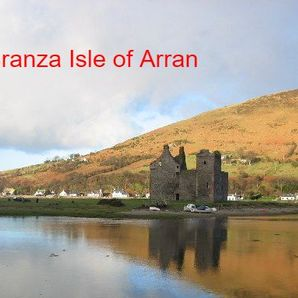 Motorcycle tours Isle of Arran Lochranza